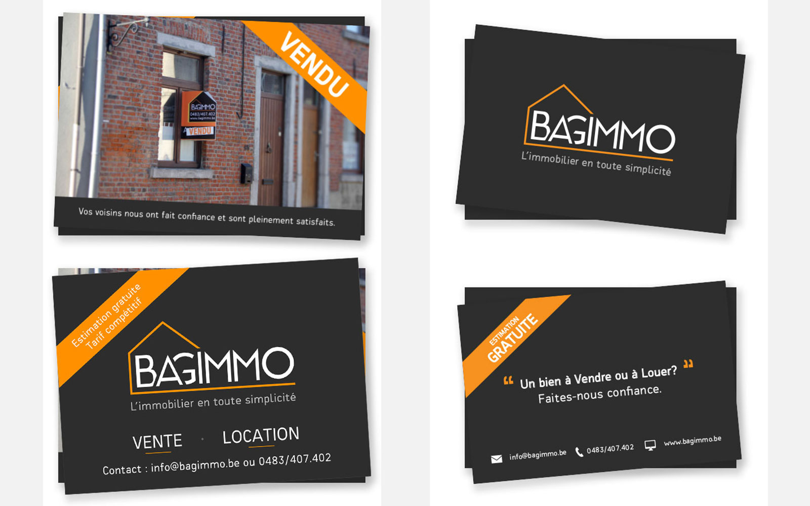 BL-Graphics - Bagimmo - flyers