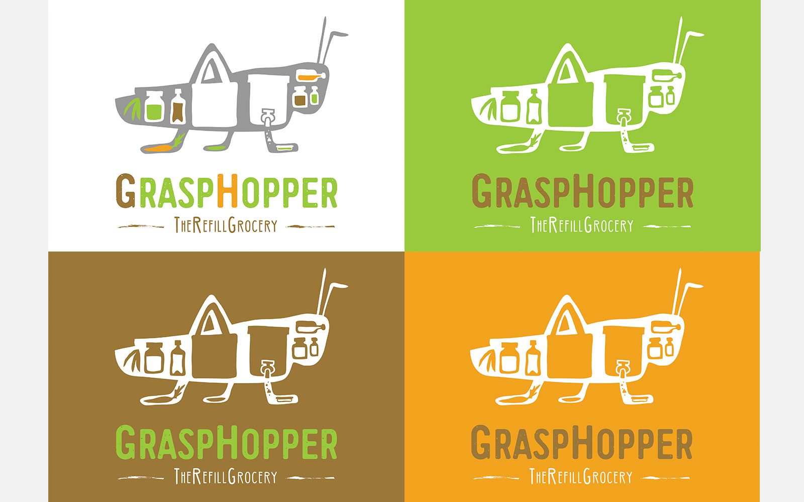 BL-Graphics - Grasphopper - logos