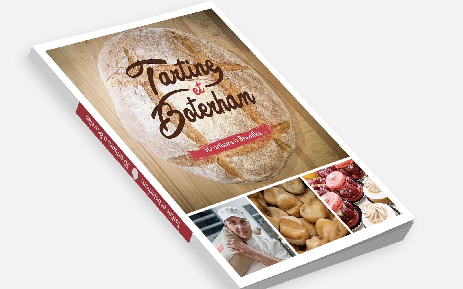 BL-Graphics - Tartine&Boterham - livre