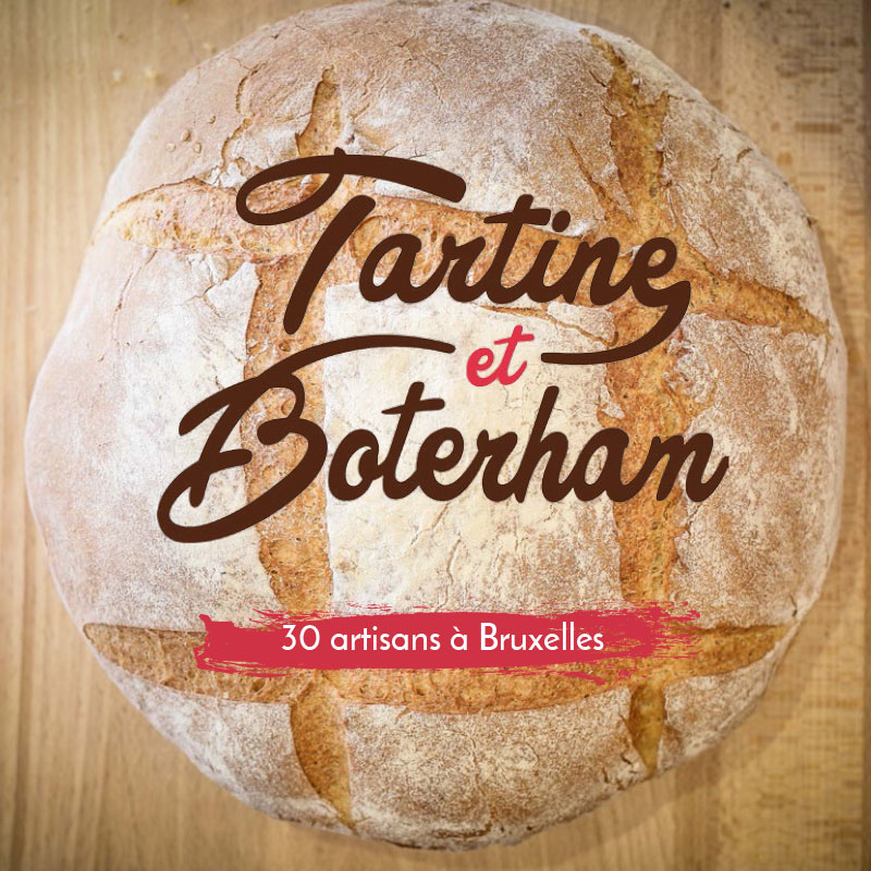 Livre Tartine et Boterham - apercu