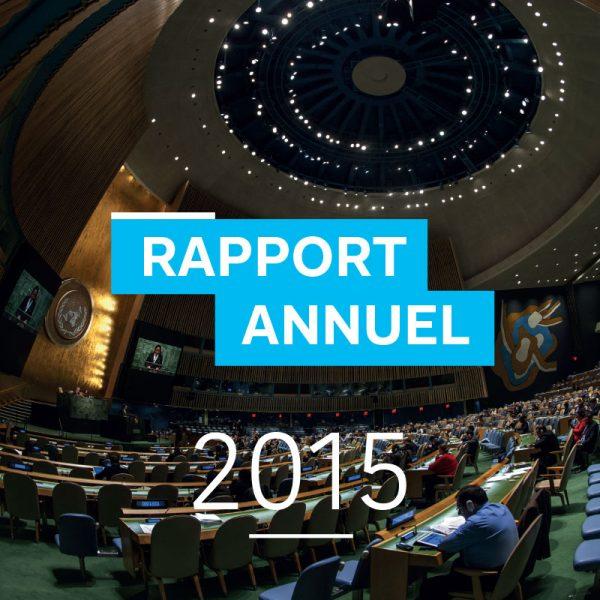 Rapport annuel du GRIP - apercu