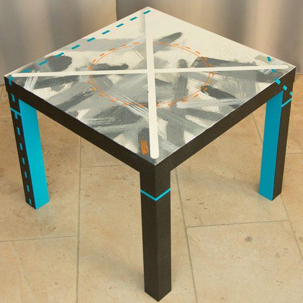 Custom Lack Table - apercu