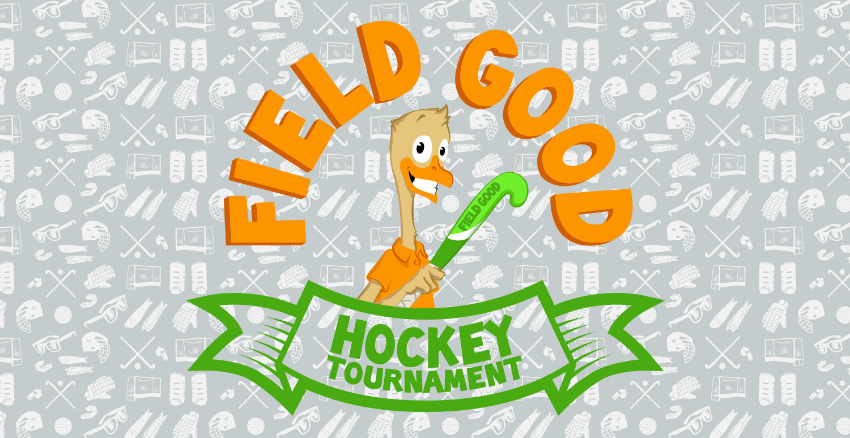 Field Good Hockey Tournament - Logo