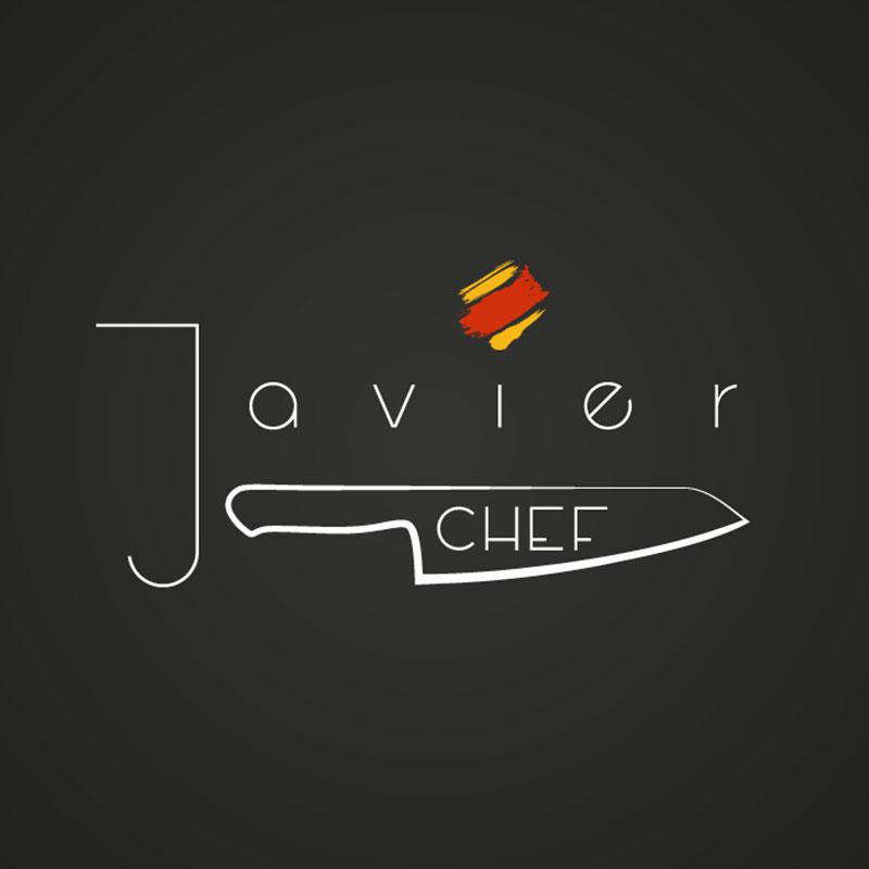 Logo Javier chef indépendant - apercu