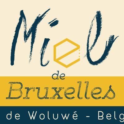 Etiquettes Miel de Bruxelles - apercu