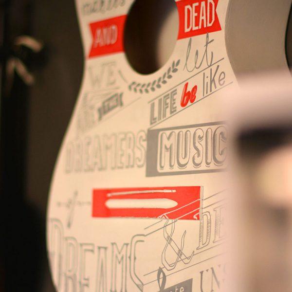 Music Makers Guitar - apercu