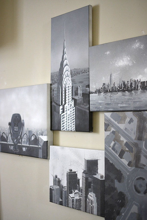 Peinture New York City - 2