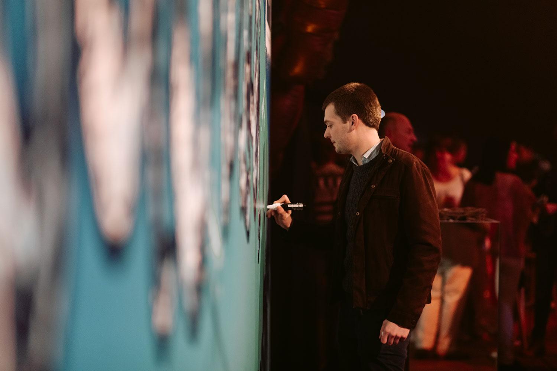 Profirst Event Planner - Graffiti Wall -2