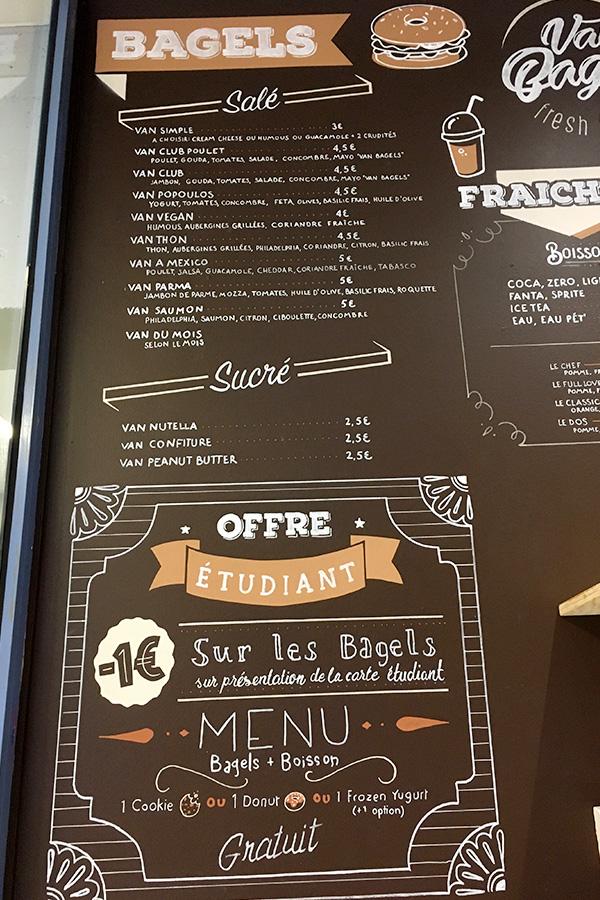 Fresque Van Bagels - 2