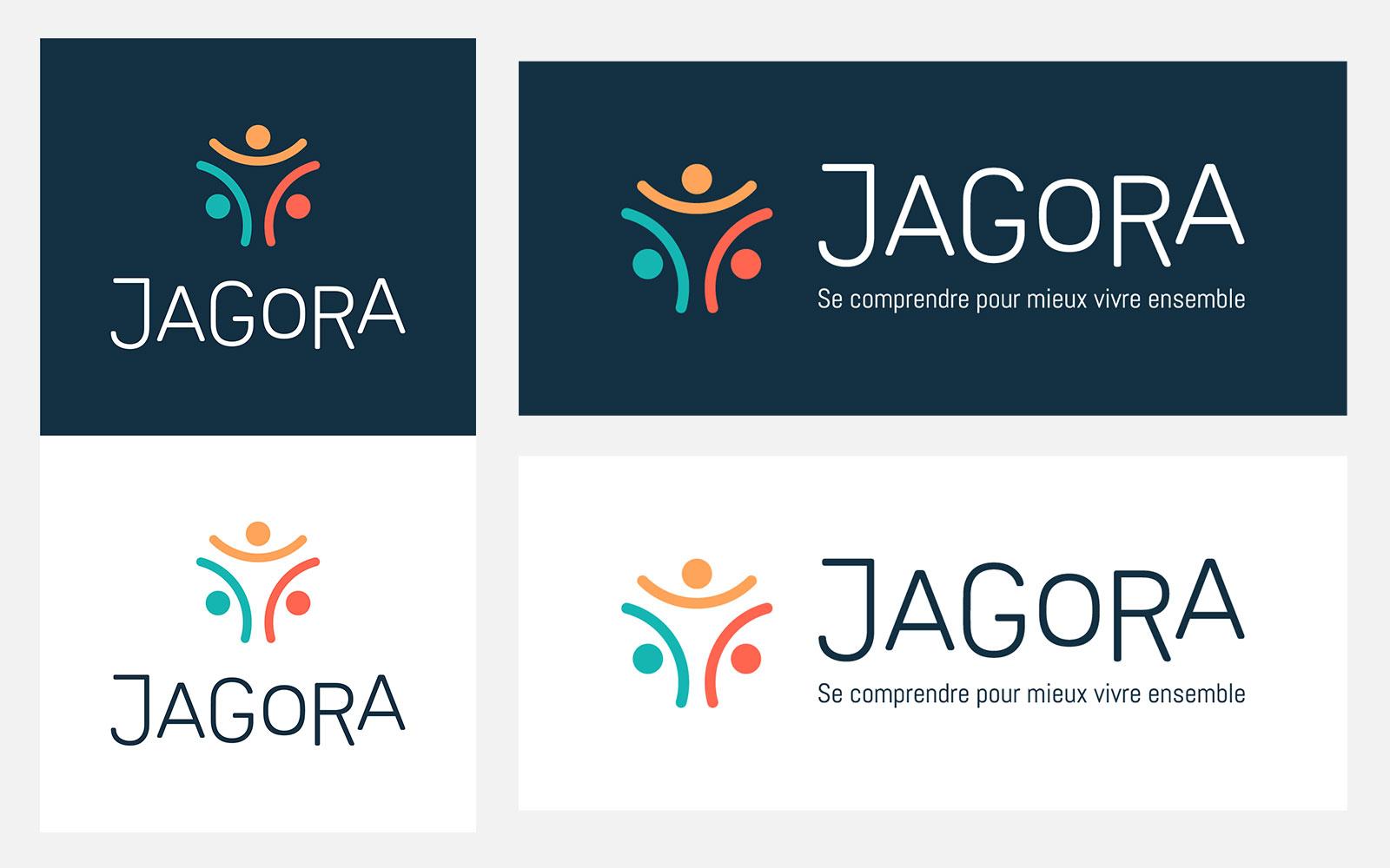 bl-graphics - jagora - logos