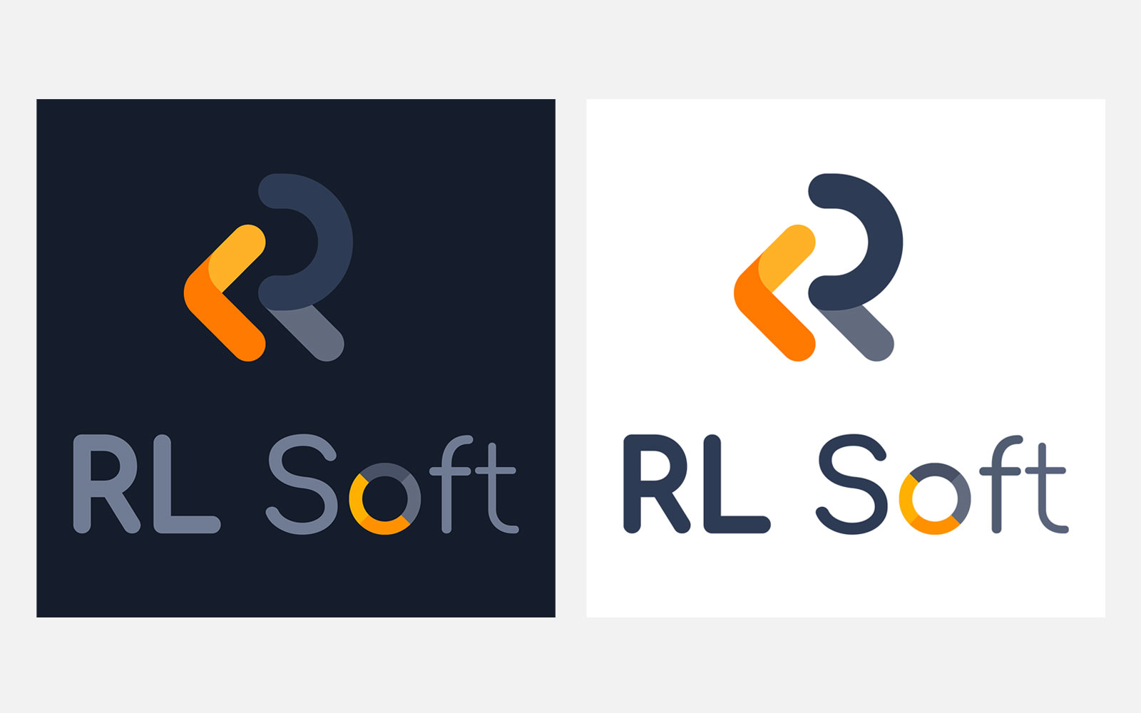 BL-Graphics - RL-Soft - logos