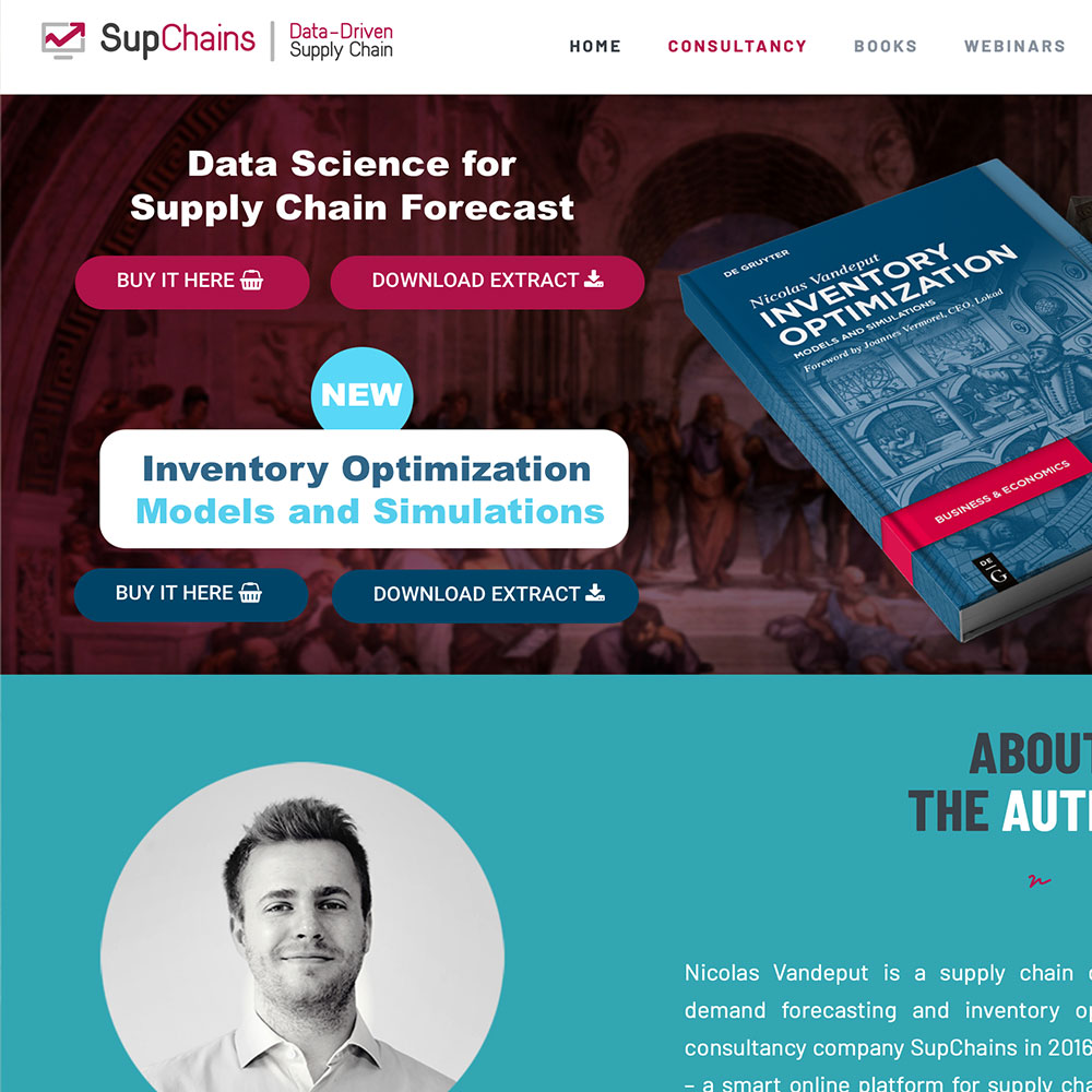 BL-Graphics - Supchains - site web