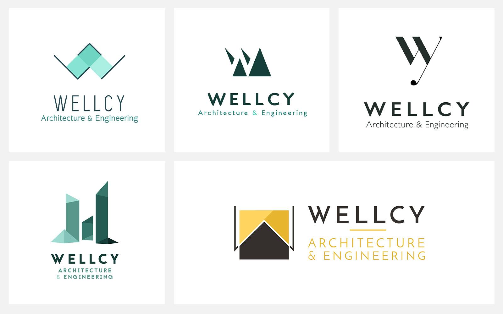 BL-Graphics - Wellcy - propositions de logos